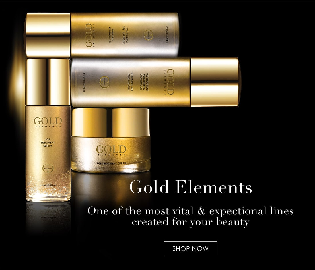 24k gold Creams and masks for face and body